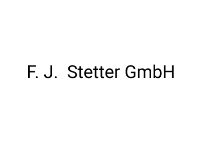 F. J.  Stetter GmbH