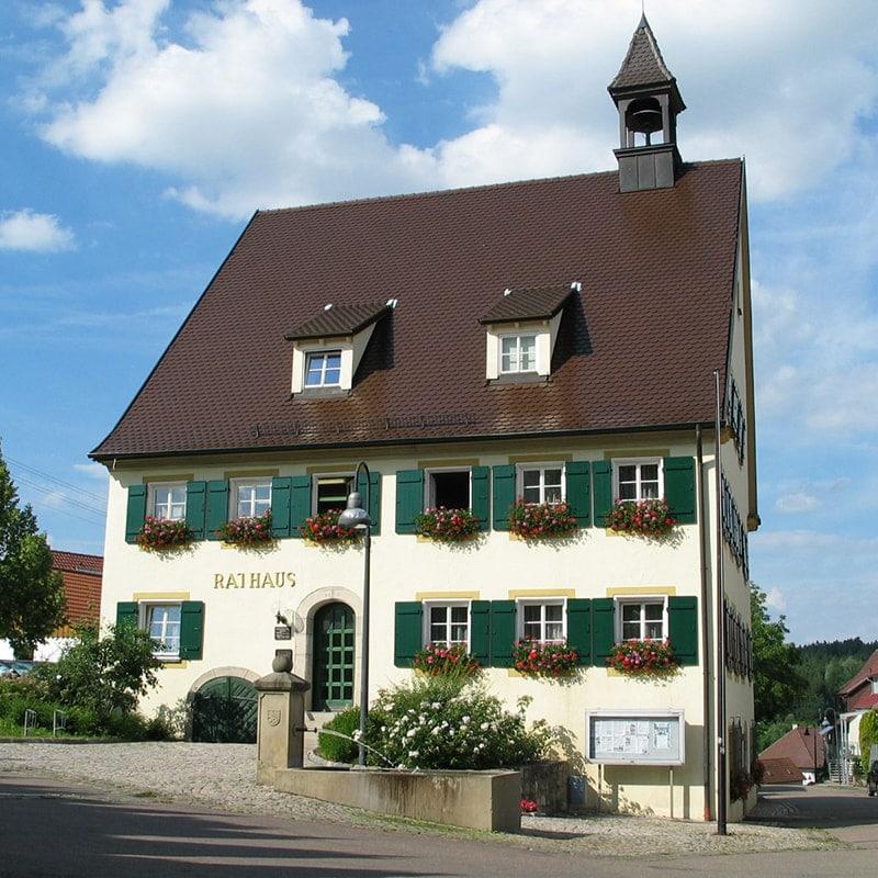 Rathaus Rainau