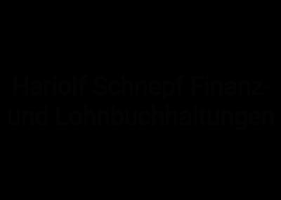 Hariolf Schnepf Finanz- und Lohnbuchhaltungen