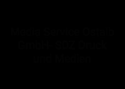 Media Service Ostalb GmbH – SDZ Druck und Medien