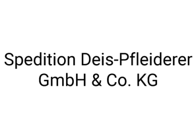 Spedition Deis-Pfleiderer GmbH & Co. KG