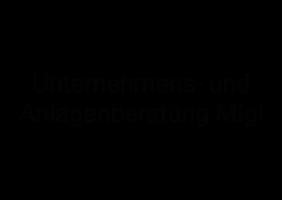 Unternehmens- und Anlagenberatung Migl