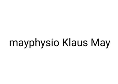 mayphysio Klaus May